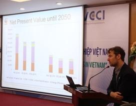 Doanh nghiệp Việt chật vật giải bài toán năng lượng sạch