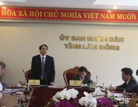 Thứ trưởng Bộ GD&ĐT khảo sát thi THPT quốc gia tại Lâm Đồng