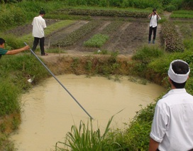 3 học sinh tử vong dưới hố nước tưới rau