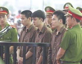 Dì tử tù Nguyễn Hải Dương xin vắng mặt trong phiên tòa phúc thẩm