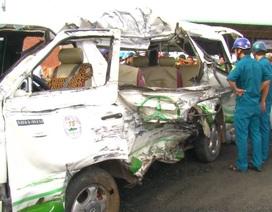 Xe tải gây tai nạn liên hoàn, 1 người chết, 10 người nhập viện