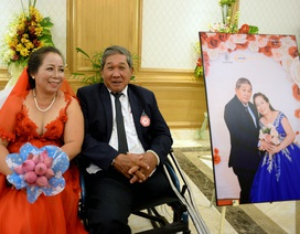 Hôn lễ đặc biệt của 60 cặp đôi khuyết tật ở Sài Gòn