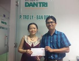 CPM Vietnam ủng hộ người dân miền Trung bị lũ lụt 14.260.000 đồng