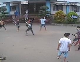Bắt 10 thanh niên vụ truy sát kinh hoàng tại bệnh viện