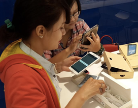 Smartphone cao cấp sẽ khởi sắc với loạt sản phẩm đình đám ra mắt