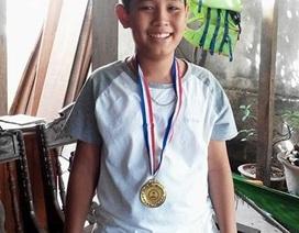 Gặp cậu học trò Hà Tĩnh đạt huy chương vàng cuộc thi UCMAS cấp quốc gia
