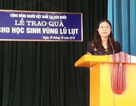 Hà Tĩnh: Hơn 160 suất học bổng đến với các em học sinh ở huyện Đức Thọ