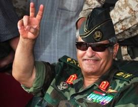 Chỉ huy lực lượng nổi dậy tại Libya bị sát hại