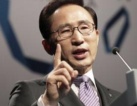 Tổng thống Hàn Quốc cảnh báo các nghị sĩ Nhật