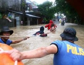 Philippines: 31 người chết, 27 người mất tích vì bão Nock-Ten