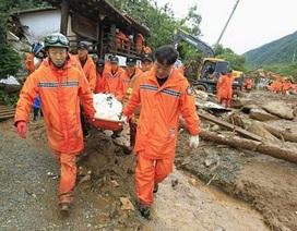 Lở đất kinh hoàng tại Hàn Quốc, 19 người chết