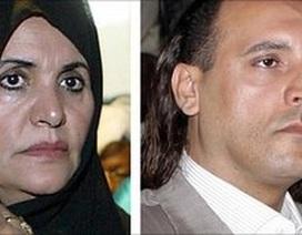"""""""Vợ con Đại tá Gadhafi đã chạy sang Algeria"""""""