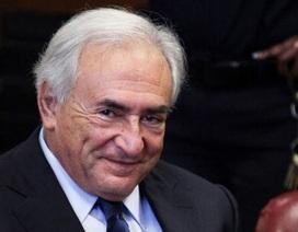 Cựu giám đốc IMF được tự do, vụ bê bối tình dục chấm dứt