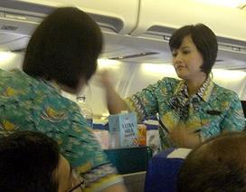 """Hàng không quốc gia Indonesia bị tố """"sờ mó"""" thí sinh thi tuyển tiếp viên"""