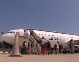 Bên trong máy bay sang trọng của Đại tá Gadhafi