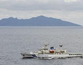 """""""Tàu ngư chính Trung Quốc xâm phạm lãnh hải Nhật"""""""