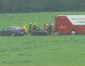 Tai nạn trực thăng tại Canada, 4 người thiệt mạng