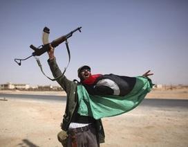 Chính phủ lâm thời tiếp quản ghế của Libya tại Liên hợp quốc