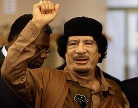 Phe Gaddafi tuyên bố đã bắt 17 người nước ngoài