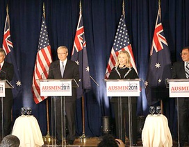 Mỹ, Australia, Ấn Độ, Nhật Bản ráo riết tăng cường quan hệ