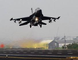 Mỹ không bán máy bay chiến đấu cho Đài Loan vì ngại Trung Quốc?