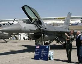 Hạ viện Mỹ đồng ý bán 66 chiến đấu cơ F-16 cho Đài Loan