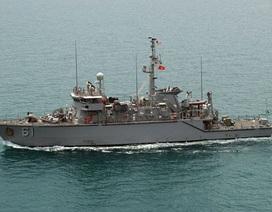 Hải quân Đài Loan sắp tiếp nhận 2 tàu rà mìn từ Mỹ