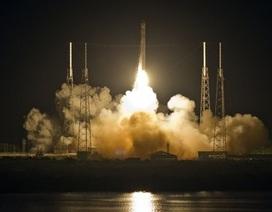 Tàu vũ trụ tư nhân đầu tiên lên đường tới Trạm vũ trụ quốc tế