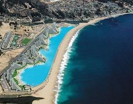 Bể bơi ngoài trời lớn nhất thế giới trị giá 1 tỷ đô