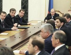 Những gương mặt đáng chú ý trong tân nội các Nga