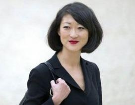 Nữ bộ trưởng gốc Hàn xinh đẹp trong nội các Pháp