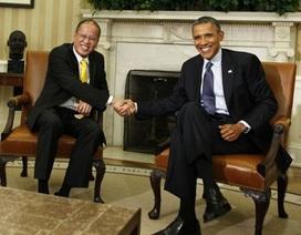 Tổng thống Philippines hối thúc Mỹ bảo vệ nếu bị tấn công
