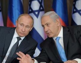 Putin công du Trung Đông lần đầu tiên sau 7 năm