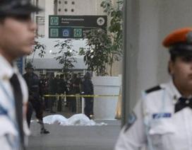 3 cảnh sát bị bắn chết giữa sân bay thủ đô Mexico