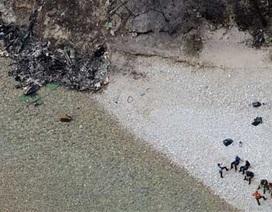 Trực thăng công ty hàng không Pháp lao xuống núi, 6 người chết