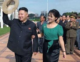 """""""Phu nhân lãnh đạo Triều Tiên là cựu ca sĩ"""""""