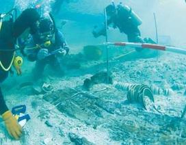 Trung Quốc tìm bằng chứng khảo cổ đòi chủ quyền ở Biển Đông