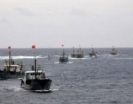 Trung Quốc vẫn diễn trò tráo trở trên Biển Đông