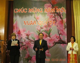 Cộng đồng người Việt tại Bungari vui đón tết Quý Tỵ