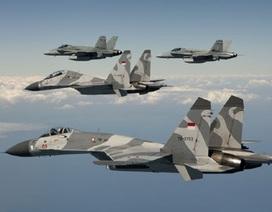 Indonesia tăng cường mua máy bay chiến đấu Nga