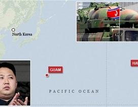 Kim Jong-un lệnh cho tên lửa sẵn sàng khai hỏa vào Mỹ
