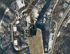Triều Tiên gia tăng các hoạt động đáng ngờ tại bãi phóng tên lửa