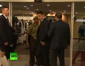 """Vệ sĩ của Putin """"đấu khẩu"""" với an ninh Nam Phi"""