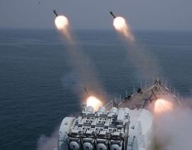 Tàu chiến Trung Quốc vào vùng KADIZ Hàn Quốc