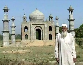 """Đổ """"núi"""" tiền xây cung điện giống Taj Mahal cho vợ"""