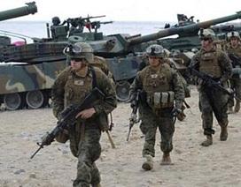 Mỹ-Hàn kết thúc cuộc tập trận rầm rộ kéo dài 2 tháng