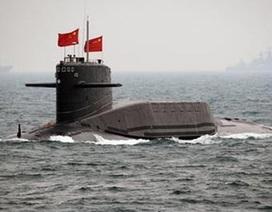 Nhật Bản phát hiện tàu ngầm lạ tại vùng biển Okinawa