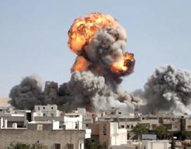 EU dỡ bỏ cấm vận vũ khí với phe đối lập Syria
