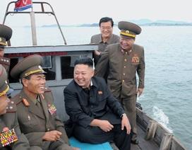 Lãnh đạo Triều Tiên lệnh cho quân đội ngụy trang tàu chiến