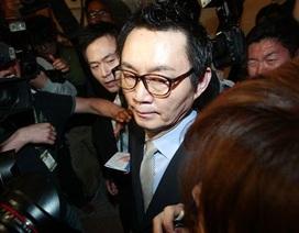 """Tổng thống Hàn Quốc xin lỗi về bê bối """"làm nhục quốc thể"""""""